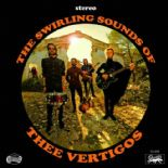 "7"" EP ✦THEE VERTIGOS ✦ ""The Swirling Sounds Of"" Garage Rock / Psych From Spain ♫"